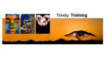 Trinity-training